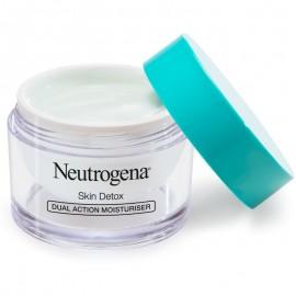 Neutrogena® Ενυδατική Κρέμα Προσώπου Διπλής Δράσης Skin Detox 50ml