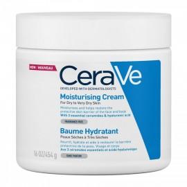 CeraVe Moisturising Cream Ενυδατική Κρέμα για Ξηρό - Πολύ Ξηρό Δέρμα 454gr
