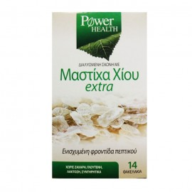 Power Health Μαστίχα Χίου Mastic Chios Extra 14Φακελάκια