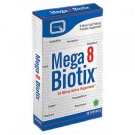 QUEST MEGA 8 BIOTIX 30 CAPS