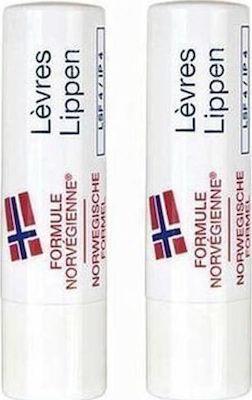 Neutrogena Lipstick Ενυδατικό stick χειλιών 1+1 δώρο 4,8gr