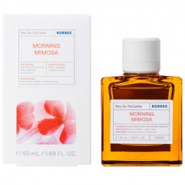 Korres Morning Mimosa Eau De Toilette Άρωμα για Γυναίκες, 50ml