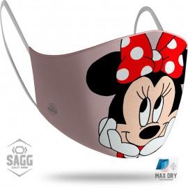 Παιδική Μάσκα Προστασίας Minnie Mouse, SAGG