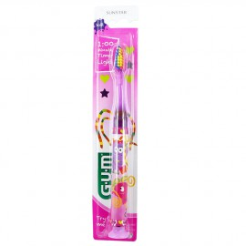 Gum 903 Junior Monster Light-Up Ροζ 1τμχ