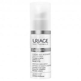 Uriage Depiderm Anti-Brown Spot Intensive Night Cream Κρέμα Νυκτός κατά των Κηλίδων, 30ml