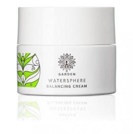 Garden Watersphere Balancing Face Cream, Ενυδατική Κρέπα Προσώπου για τη Λιπαρότητα, 50ml