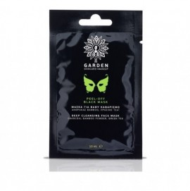 Garden Peel Off Black Mask, Μάσκα Βαθύ Καθαρισμού 10ml
