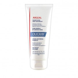 DUCRAY ARGEAL Shampooing Sebo-Absorbant 200ml