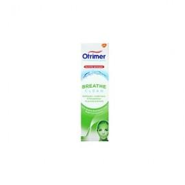 Otrimer Breathe Clean Φυσικό Ισότονο Διάλυμα Θαλασσινού Νερού Δυνατός Ψεκασμός, 100ml