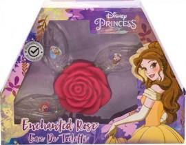 Disney Princess Enchanted Rose Eau de Toilette Σετ 3 Αρωμάτων για Κορίτσια, 3x15ml