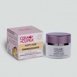 Cera di Cupra Anti-Age Day Cream Prebiotic Complex-Energizzante Αντιρυτιδική Κρέμα Ημέρας με Προβιοτικό Σύμπλεγμα Αναδόμησης , 50ml