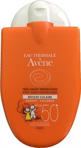 Avene Solaire Réflexe Enfant SPF50+, Αντηλιακό για Βρέφη & Παιδιά - Πρόσωπο & Σώμα, 30ml