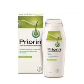 Priorin Σαμπουάν Θρέψης για Κανονικά ή Ξηρά Μαλλιά με Φυτικά Εκχυλίσματα & Βιταμίνες, 200ml