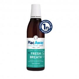 Plac Away Fresh Breath Στοματικό Διάλυμα με Γεύση Frozen Δυόσμου, 250ml