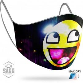 Παιδική Μάσκα Προστασίας Imoji 1, SAGG