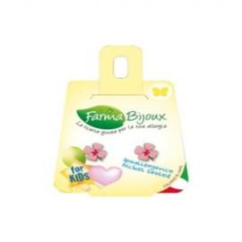 Farma Bijoux Σκουλαρίκια Ροζ Λουλούδι 8mm, 1 Ζευγάρι