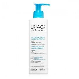 Uriage Eau Thermal Dermatological Hand Wash Gel Δερματολογικό Gel Καθαρισμού Χεριών Χωρίς Σαπούνι, 250ml