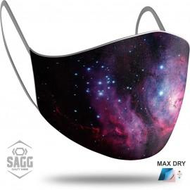 Γυναικεία Μάσκα Προστασίας Space 3ll, SAGG