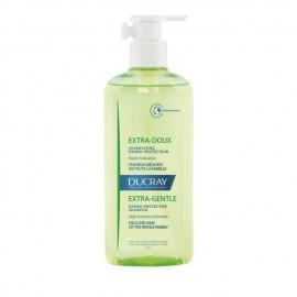 Ducray Extra-Doux Shampooing, Σαμπουάν για Εύθραυστα Μαλλιά, για Όλη την Οικογένεια, 400ml