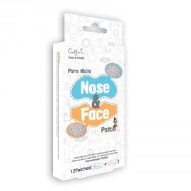 Vican Cettua Pure White Nose & Face 12 Strips