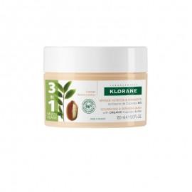 Klorane Hair Mask Cupuacu Μάσκα Θρέψης για Πολύ Ξηρά Μαλλιά με Βούτυρο Κουπουασού, 150ml