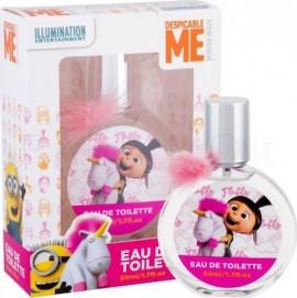 Minions Fluffy Eau de Toilette Κολώνια για Παιδιά, 50ml