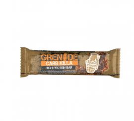 Grenade Carb Killa Caramel Chaos Μπάρα Υψηλής Πρωτεΐνης, 60 gr