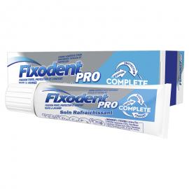 Fixodent Pro Refreshing, Στερεωτική Κρέμα για Τεχνητή Οδοντοστοιχία, 47g