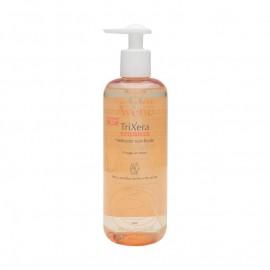 Avene Trixera Nutrition Nettoyant Nutri-Fluide Cleanser, Λεπτόρευστο Καθαριστικό Πρόσωπο/Σώμα Ξηρό Δέρμα 500ml