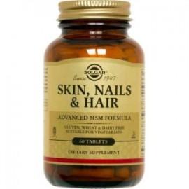 Solgar Δέρμα, Νύχια & Μαλλιά Skin, Nails & Hair Formula 60tabs