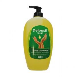Delousil Cleansing Gel, Ήπιο Αντισηπτικό Τζέλ Χεριών, 500ml
