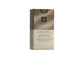 Apivita  Βαφή Μαλλιών 10.0 My Color Elixir kit Μόνιμη ΚΑΤΑΞΑΝΘΟ