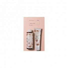 Korres Promo White Blossom, Αφρόλουτρο Λευκά Άνθη 250ml & Γαλάκτωμα Σώματος 125ml