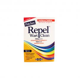 Uni-Pharma Repel Wart Clean Επίθεμα Για Μυρμηγκιές, 12τεμ
