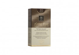 Apivita Βαφή Μαλλιών 9.0 My Color Elixir kit Μόνιμη ΞΑΝΘΟ ΠΟΛΥ ΑΝΟΙΧΤΟ