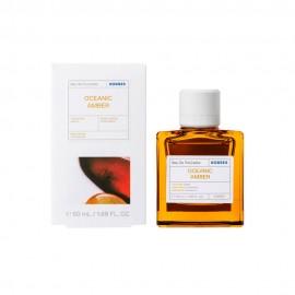 Korres Oceanic Amber Eau De Toilette Ανδρικό Άρωμα, 50ml