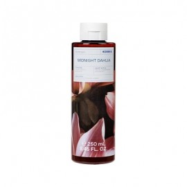 Korres Shower Gel Midnight Dahlia Αφρόλουτρο Ντάλια του Μεσονυκτίου, 250ml
