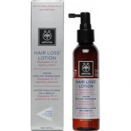 Apivita Λοσιόν Κατά της Τριχόπτωσης με Hippophae TC & Πρωτεΐνες Λούπινου Tonic Hair Loss Lotion Spray, 150ml