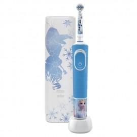 Oral-B Παιδική Επαναφορτιζόμενη Ηλεκτρική Οδοντόβουρτσα Special Edition Frozen 2 Kids 3+ & Θήκη Ταξιδίου, 1τεμ.