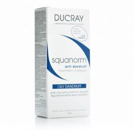 Ducray Squanorm Oily Dandruff Shampoo, Σαμπουάν για Λιπαρή Πιτυρίδα, 200ml