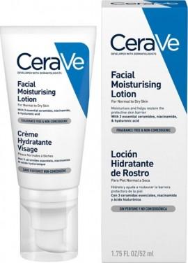 CeraVe Creme Hydratante Visage,Ενυδατική Κρέμα Προσώπου 52ml