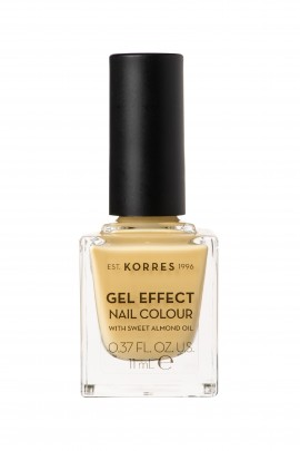 Korres Gel Effect Nail Colour 93 Its Bananas 11ml