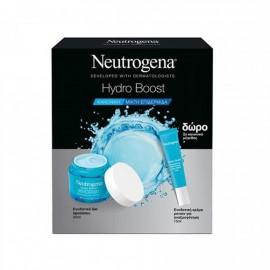 Neutrogena Πακέτο Προσφοράς Hydro Boost Water Gel Cream Ενυδατικό gel Προσώπου για Κανονικές/Μικτές Επιδερμίδες, 50ml & Δώρο Hydro Boost Κρέμα Ματιών, 15ml
