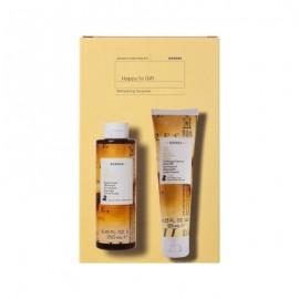 Korres Πακέτο Προσφοράς Citrus για Όλους τους Τύπους Δέρματος με Shower Gel Αφρόλουτρο Kίτρο, 250ml & Body Milk Γαλάκτωμα Σώματος Kίτρο, 125ml