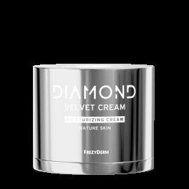 Frezyderm Diamond Velvet Moisturizing Cream Ενυδατική Κρέμα για Ώριμες Επιδερμίδες, 50ml