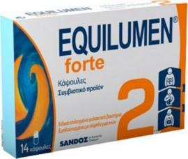Sandoz Συμβιωτικά Equilumen Forte 14caps