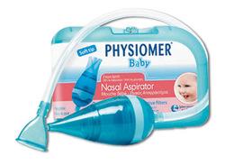 PHYSIOMER Nasal Aspirator 1τμχ