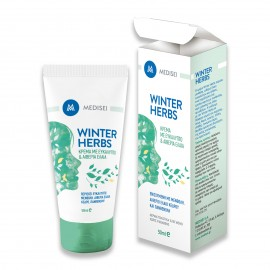 Medisei Winter Herbs Κρέμα με Ευκάλυπτο & Αιθέρια Έλαια 50ml