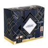 LIERAC Set Premium La Voluptueuse Πλούσια Κρέμα για Απόλυτη Αντιγήρανση 50ml & Premium Yeux Απόλυτη Αντιγήρανση για Μάτια 15ml &Δώρο ΔΕΡΜΑΤΙΝΟ ΠΟΡΤΟΦΟΛΙ