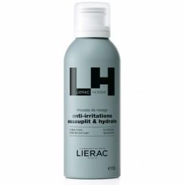 Lierac Homme Shaving Foam Αφρός Ξυρίσματος Κατά των Ερεθισμών που Απαλύνει & Ενυδατώνει, 150ml